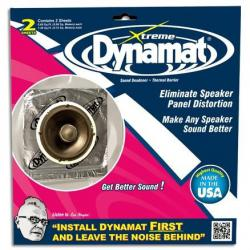 Dynamat Xtreme speakerkit