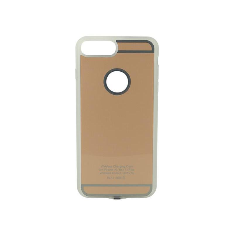 ACV Inbay Inductief Cover + Ontvanger iPhone 6+/7+ (Goud)