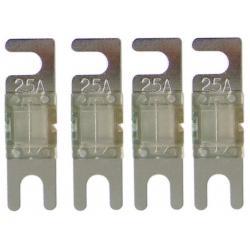 ACV Mini ANL Zekering 25 AMP (4 Stuks)