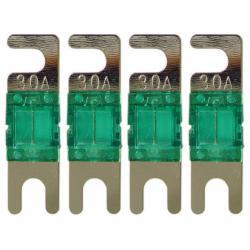 ACV Mini ANL Zekering 30 AMP (4 Stuks)