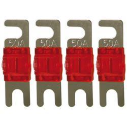 ACV Mini ANL Zekering 50 AMP (4 Stuks)