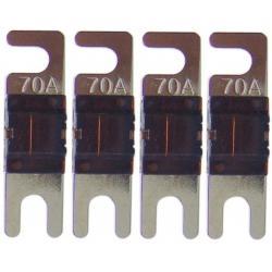 ACV Mini ANL Zekering 70 AMP (4 Stuks)
