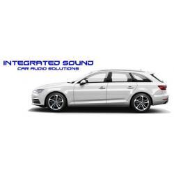 Integrated Sound Pakket Audi A4 Avant B9 (Vanaf 2015)