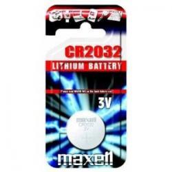 Maxell CR2032 knoopcel batterij