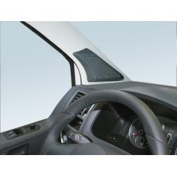 Jehnert VW T5 Transporter/Multivan/Caravelle Tweeter/Midrange Behuizing (Hoogglans Zwart) DEMO
