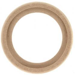 CHP MDF ring 16,5cm + groef