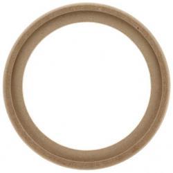CHP MDF ring 25cm + groef