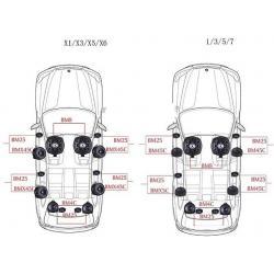Rockford Fosgate T3-BMW1