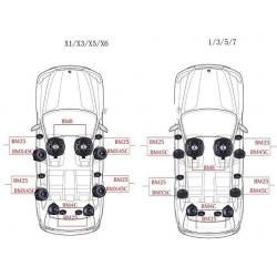 Rockford Fosgate T3-BMW2