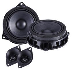 STEG BMX45C (Speakerset FRONT + REAR BMW X1, X3, X5, X6 Serie)