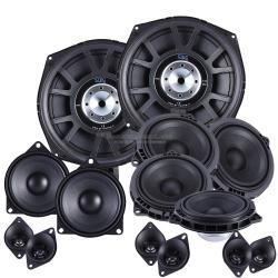STEG BMPACK (Compleet Audio Systeem BMW 1, 3, 5, 7 Serie)
