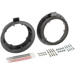 ACV Speakerringen + Adapterset + Accessoires Audi/Seat/Skoda/Volkswagen
