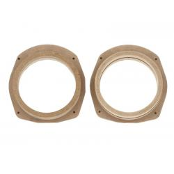 ACV MDF Speakerringen set Fiat/Lancia (001)