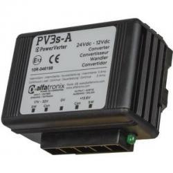 BSL PV3S Omvormer 24 - 12 Volt (Massa, Constant en Geschakelde Voeding)