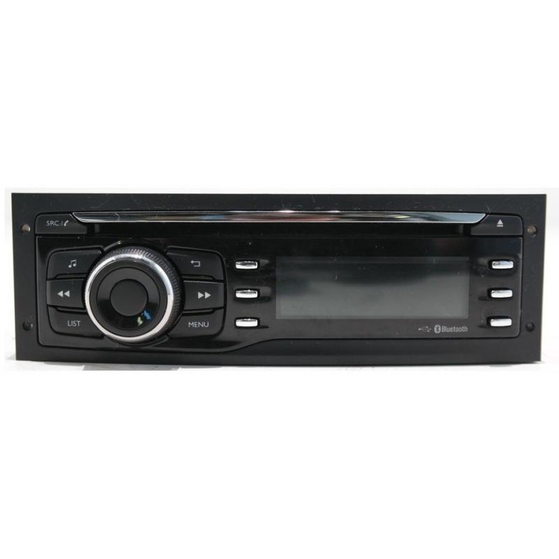 Peugeot / Citroen OEM Radio (DEMO / INRUIL)
