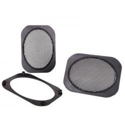 BSL Speakerringen set Chevrolet Matiz (002)