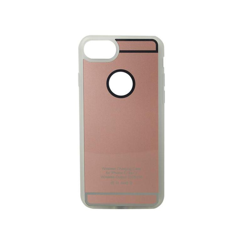 ACV Inbay Inductief Cover + Ontvanger iPhone 6/6S/7/ (Goud)