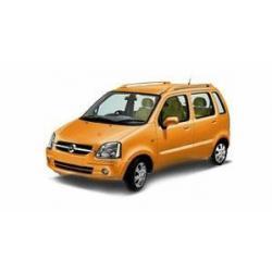ACV 1DIN inbouwframe Renault Megane/Scénic (001)