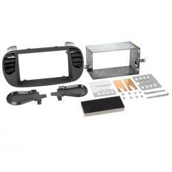 ACV 2DIN inbouwpakket Fiat 500 (004)