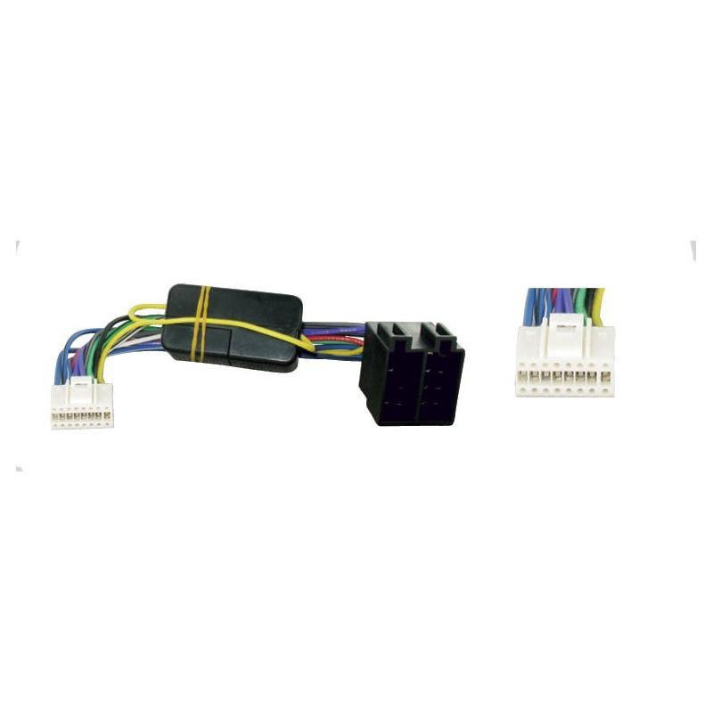 Alpine Radio Adapter 16 Pins  002