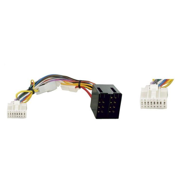 Pioneer Radio adapter 16 pins 015