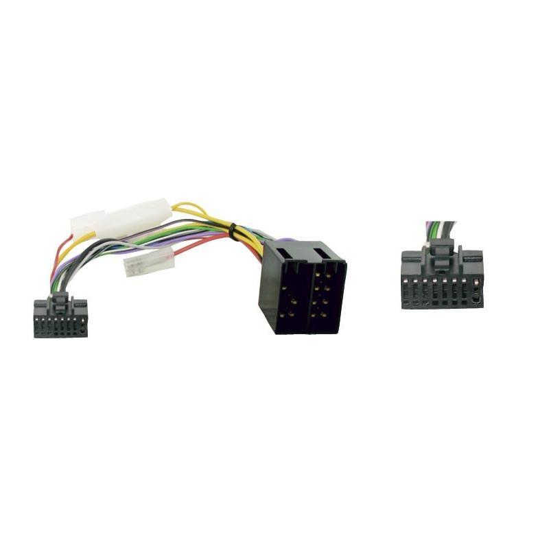 Pioneer Radio adapter 16 pins 017