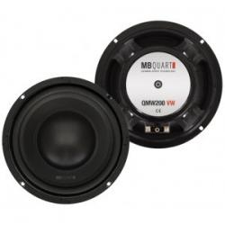 MB Quart QMW-200 VW Golf 4/Bora/Passat (losse Woofers)