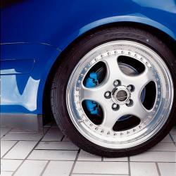 MB 1Din inbouwframe Audi A4