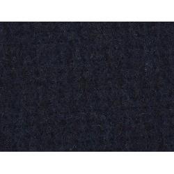 CHP Stof Moquette Blauw-Zwart Geribbeld (51063)
