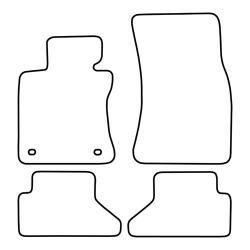 BASSER Pasklare 10'' inch Subwooferbehuizing Citroen C5 (Vanaf 2008, LINKS)
