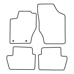 BASSER Pasklare 10'' inch Subwooferbehuizing Ford S-Max (Vanaf 2010)