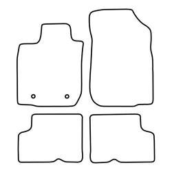 BASSER Pasklare 10'' inch Subwooferbehuizing Opel Vivaro, Renault Traffic, Nissan NV300 (Vanaf 2014, RECHTS)