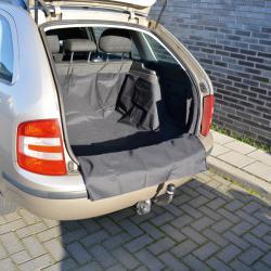 BASSER Pasklare 10'' inch Subwooferbehuizing Toyota Avensis Wagon (Vanaf 2009, LINKS)
