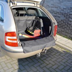 BASSER Pasklare 10'' inch Subwooferbehuizing Toyota Avensis Wagon (Vanaf 2009, RECHTS)