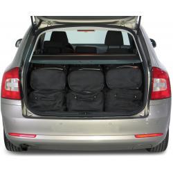 BASSER Pasklare 10'' inch Subwooferbehuizing Alfa 159 Sportwagen (Vanaf 2005)