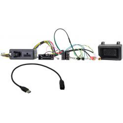 TCP Stuurwiel / Canbus / Parkeer / Display Interface Ford Focus (Vanaf 2015)