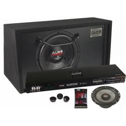 Audio System X Series EVO Pakket (12 Inch + 10 CM Speakerset)