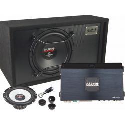 Audio System M Series EVO Pakket (12 Inch SUB + 10 CM Speakerset)
