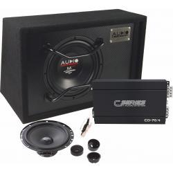 Audio System CO Series EVO Pakket (10 Inch SUB + 10 CM Speakerset)