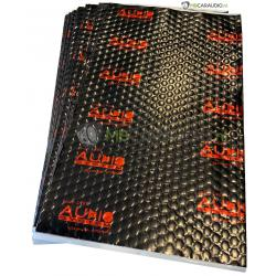 Audio System ALUBUTYL 2000 EVO (16 Sheets, 2MM, 2,4 m2)