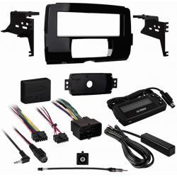 METRA 99-9714 1DIN PRO Pakket + LCD (Harley Davidson Vanaf 2014)