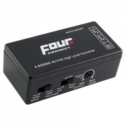 4Connect Actieve High/Low Converter