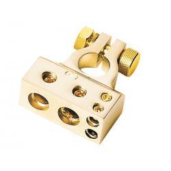 ACV Accuklem 1 x 35mm2 1 x 20mm² Goud +