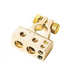ACV Accuklem 1 x 35mm2 1 x 20mm² Goud -