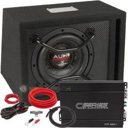 Audio System X08 Subwooferpakket