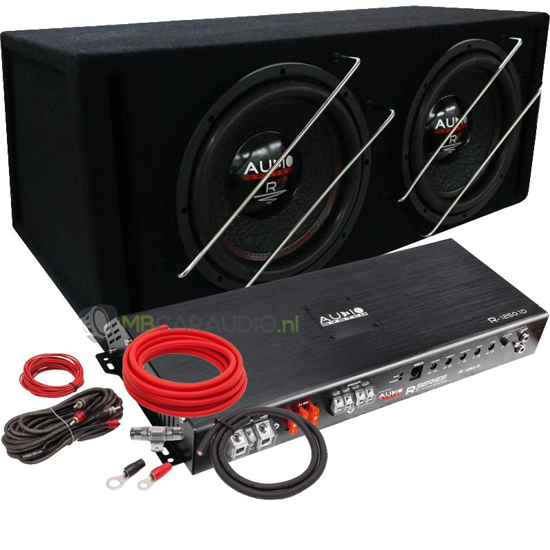 Audio System R12-2 Subwooferpakket
