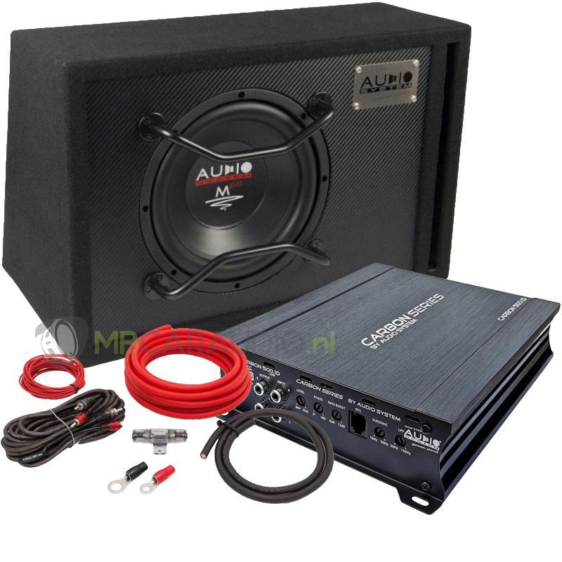 Audio System M08 Subwooferpakket