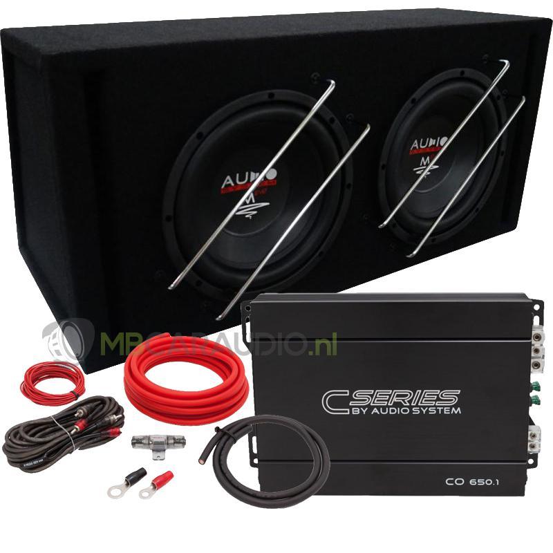 Audio System M10-2 Subwooferpakket