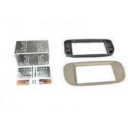 ACV 2DIN inbouwpakket Fiat 500 (002)
