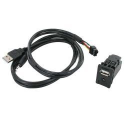 ACV AUX/USB Ombouwset Subaru/Toyota